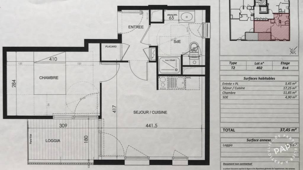 location appartement 2 pi ces 37 m nantes 44 37 m 654 e de particulier particulier pap. Black Bedroom Furniture Sets. Home Design Ideas