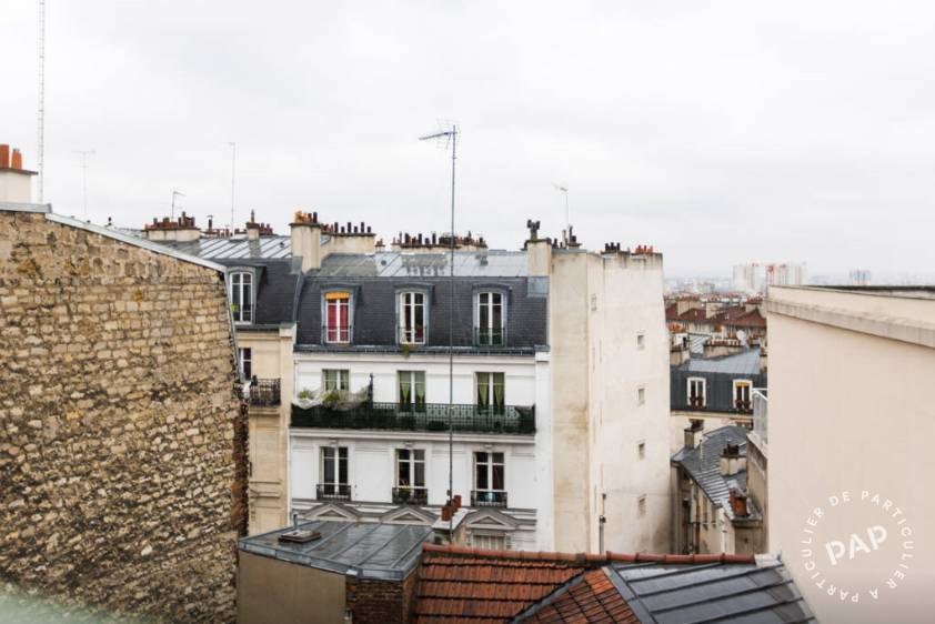 Location Meubl E Appartement 2 Pi Ces 42 M Paris 18e 42