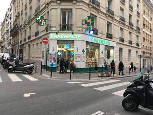Fonds de commerce Services, Divers Paris 17E - 320.000 €