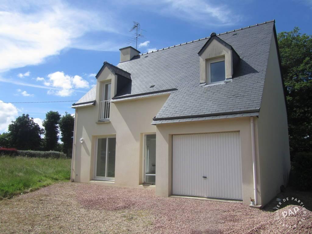 location maison 125 m bohal 56140 125 m 680 e de particulier particulier pap. Black Bedroom Furniture Sets. Home Design Ideas