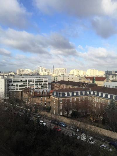 Location appartement 36 m² Paris 14E - 969 €