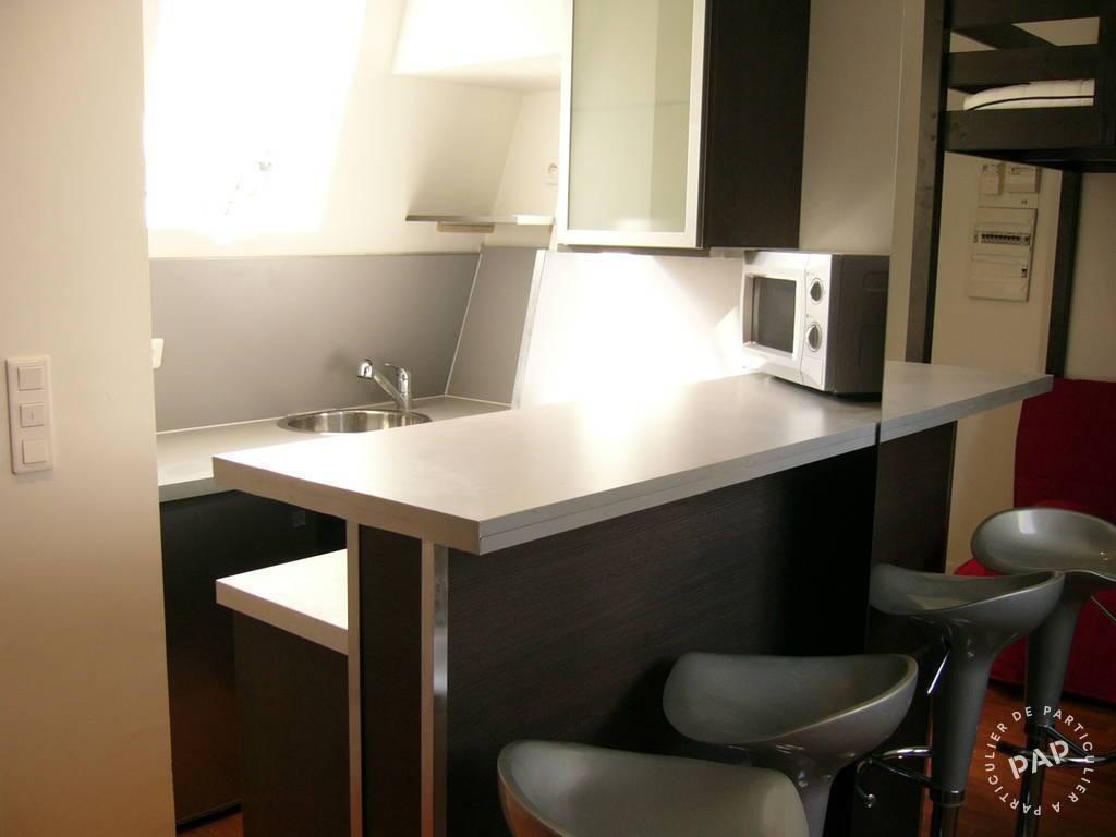 Location Appartement Paris 10E 22m² 720€