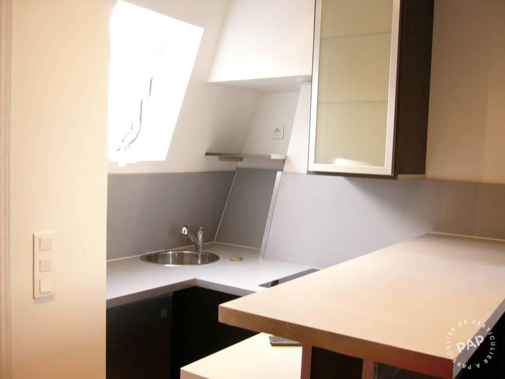Appartement 720€ 22m² Paris 10E