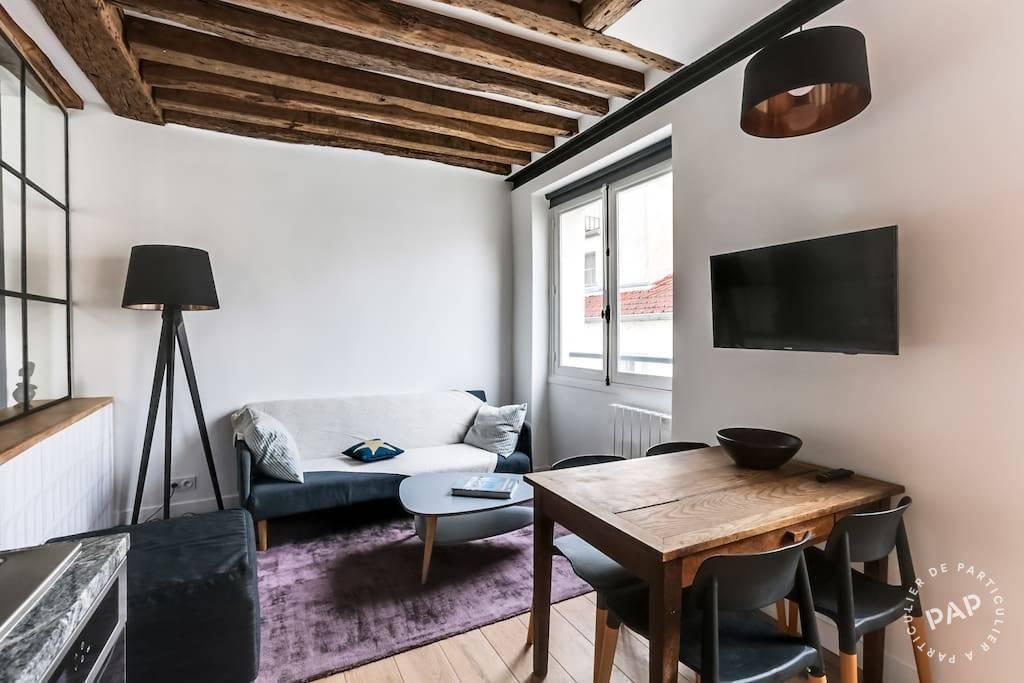 Location Meubl E Appartement 2 Pi Ces 27 M Paris 2e 27