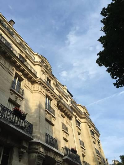 Location meublée appartement 2pièces 20m² Paris 16E - 1.030€
