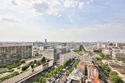 Vente appartement 5pièces 104m² Paris 13E - 850.000€