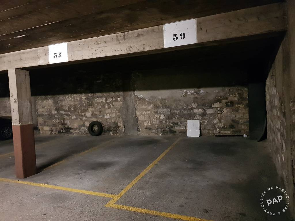 Location Garage, parking Paris 17E  180€