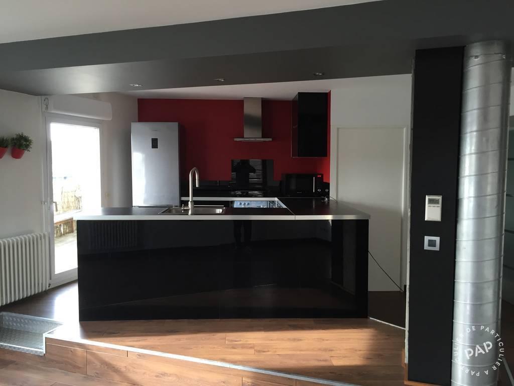 location appartement 3 pi ces 76 m nantes 44 76 m e de particulier particulier. Black Bedroom Furniture Sets. Home Design Ideas