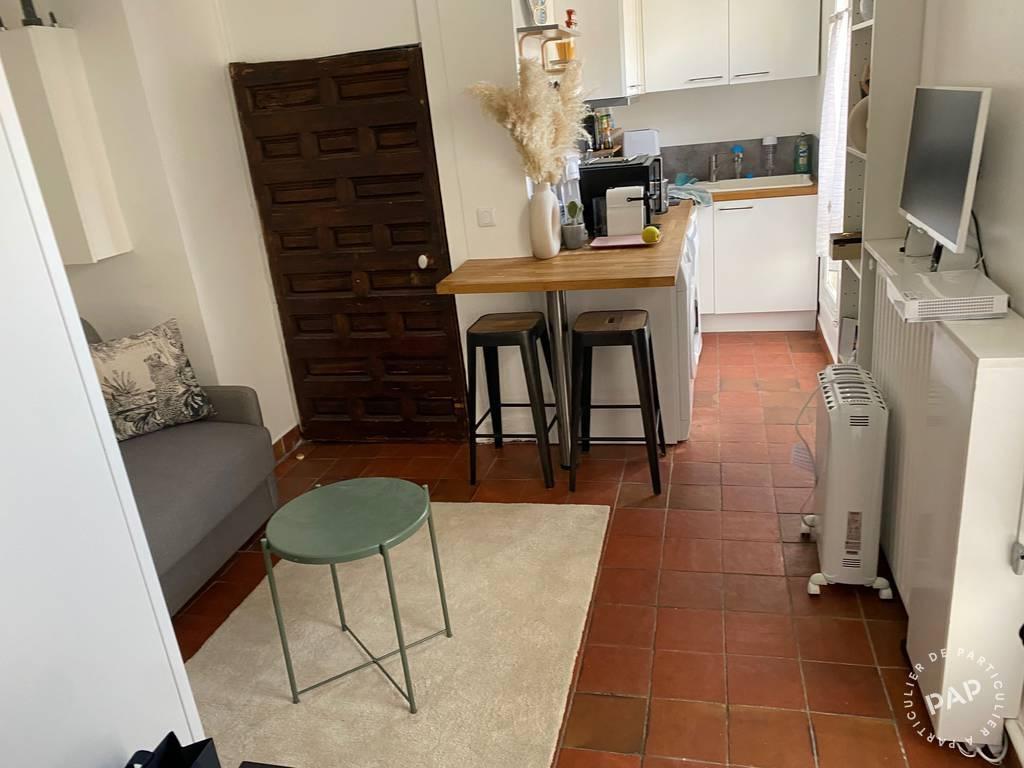 Location meubl e studio 17 m paris 9e 17 m 996 for Location meuble paris 17 particulier