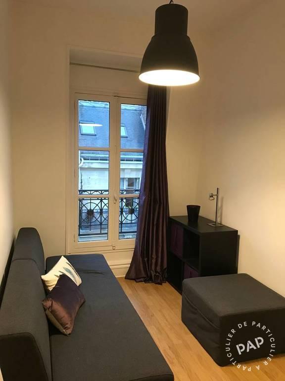 location meubl e appartement 2 pi ces 20 m paris 16e 20 m de particulier. Black Bedroom Furniture Sets. Home Design Ideas