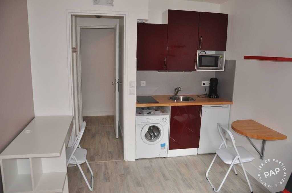 location meubl e studio 18 m paris 16e 18 m 860 e de particulier particulier pap. Black Bedroom Furniture Sets. Home Design Ideas