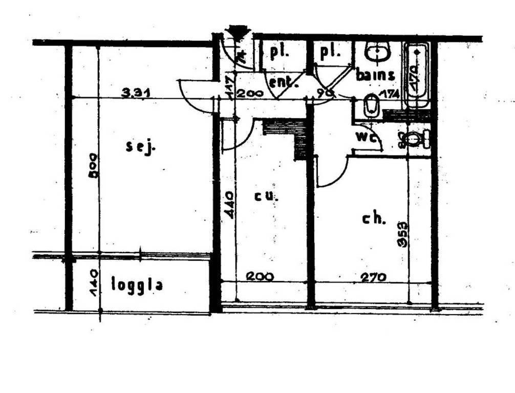 Location Ris-Orangis (91130) 45m²