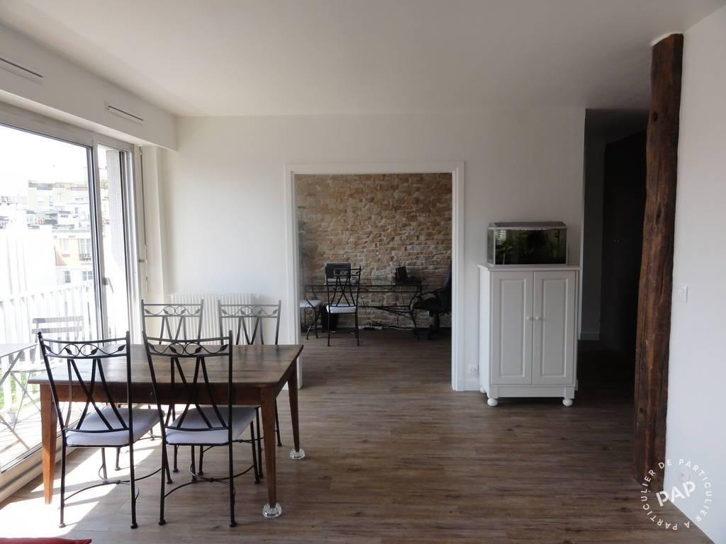 location meubl e appartement 3 pi ces 60 m paris 13e 60 m e de particulier. Black Bedroom Furniture Sets. Home Design Ideas