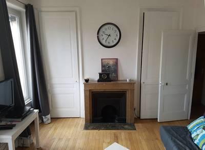 Location meublée appartement 2pièces 42m² Lyon 3E - 850€