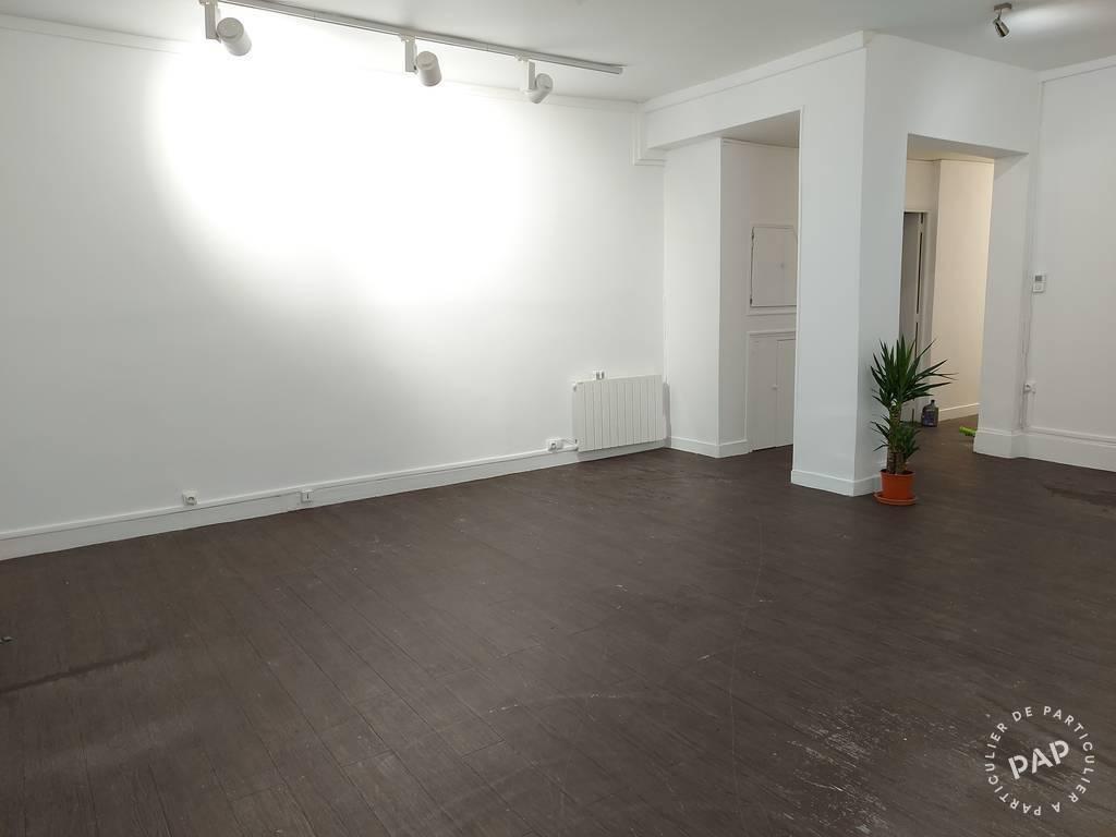 Vente et location Bureaux, local professionnel Ivry-Sur-Seine (94200) 55m² 980€