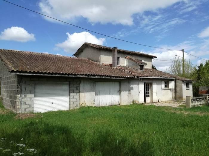 Vente maison 4 pièces Saint-Seurin-sur-l'Isle (33660)