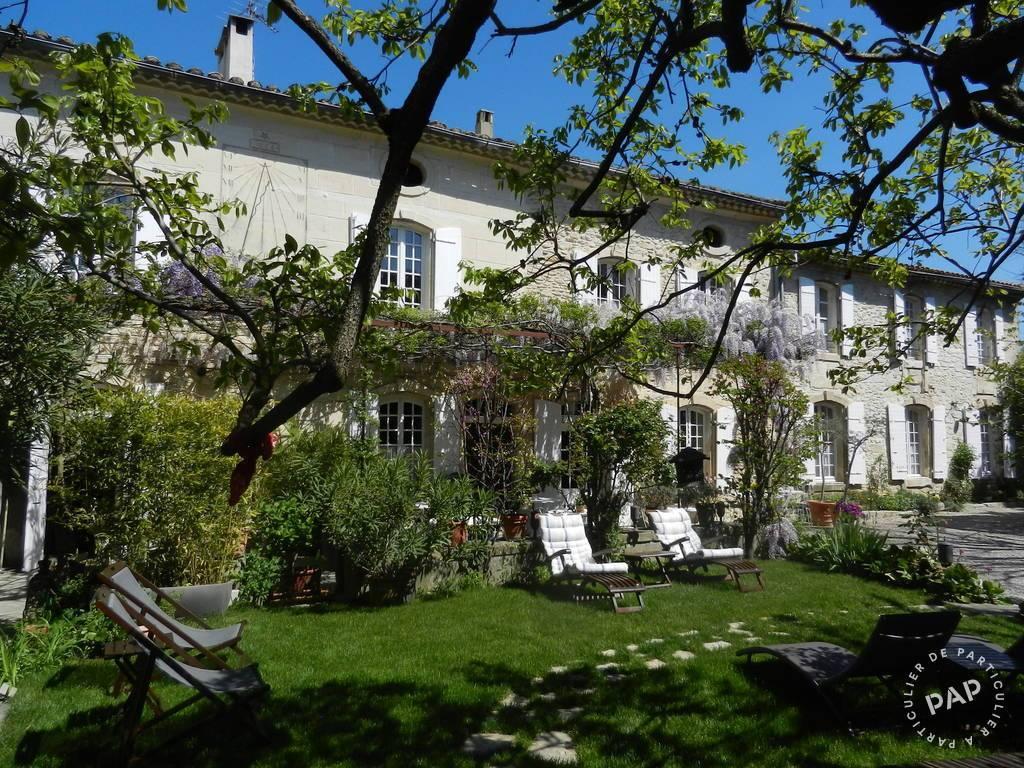 Vente Maison Saint-Rémy-De-Provence 531m² 1.485.000€