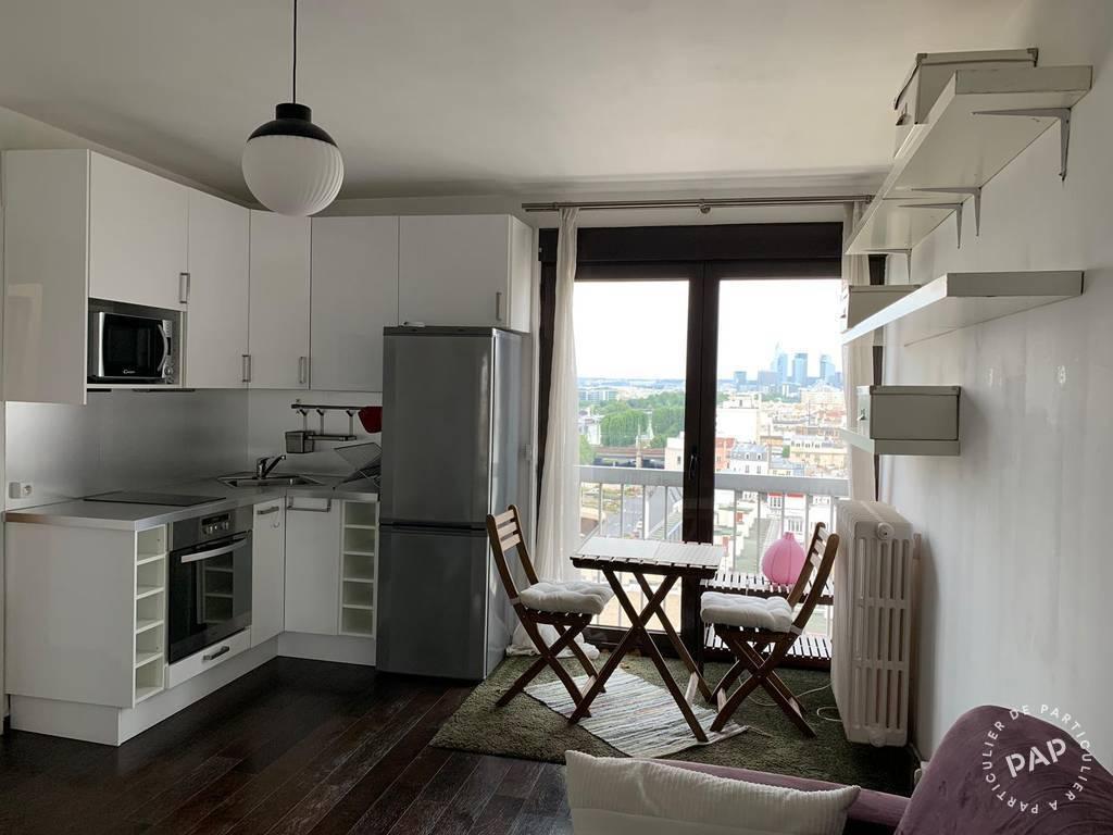 Location Appartement Asnieres-Sur-Seine (92600) 33m² 1.300€