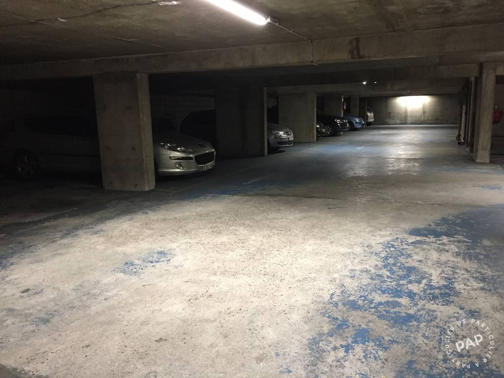 Location garage parking paris 15e 120 de particulier particulier pap - Location garage paris 15 ...