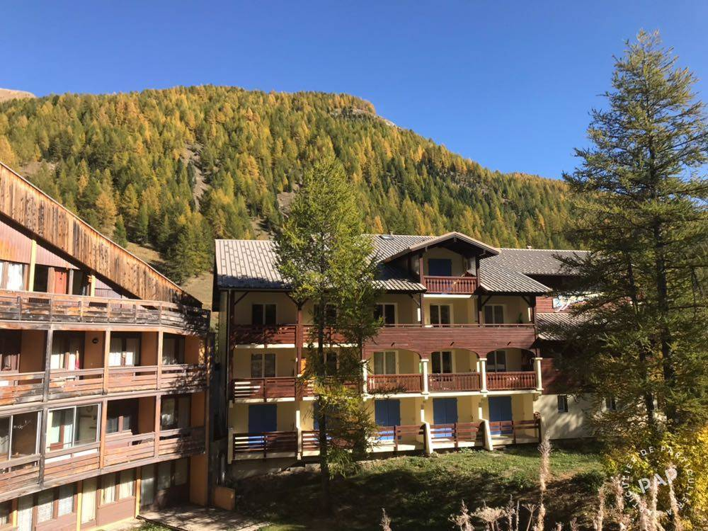 Vente appartement studio Allos (04260)