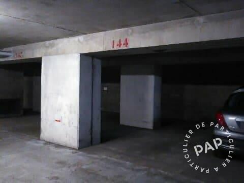 location garage parking paris 19e 80 de particulier particulier pap. Black Bedroom Furniture Sets. Home Design Ideas