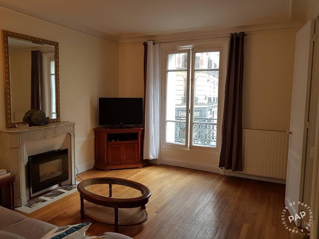location meubl e appartement 4 pi ces 92 m paris 15e 92 m de particulier. Black Bedroom Furniture Sets. Home Design Ideas