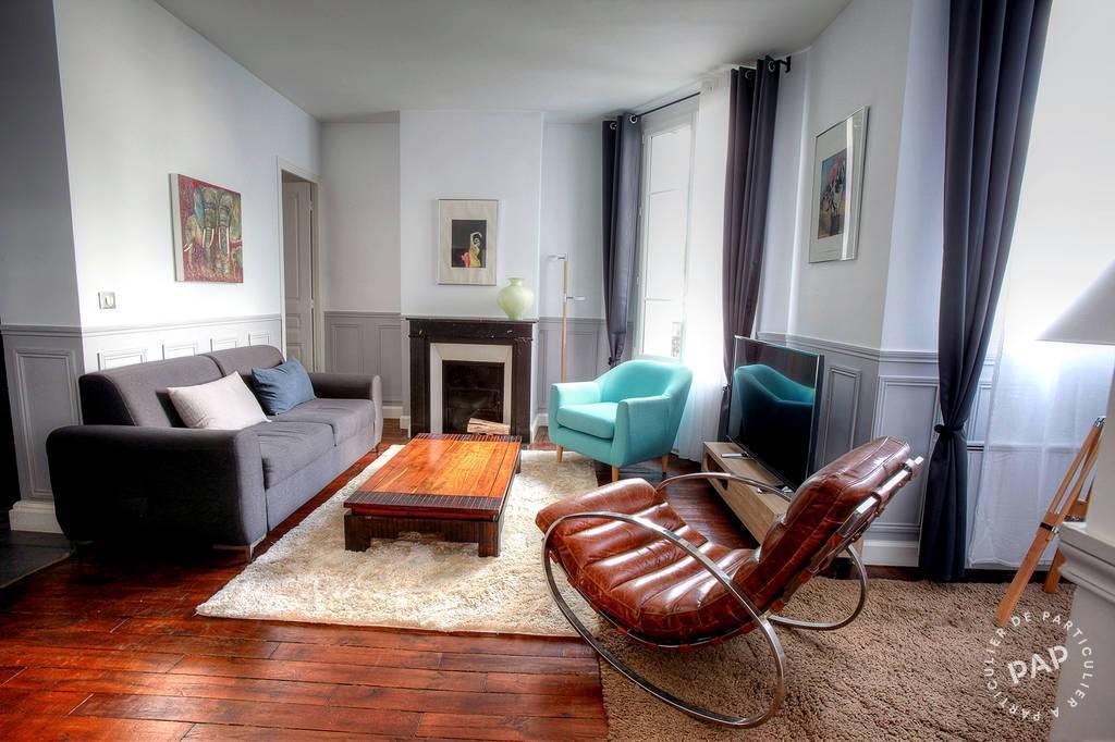 Location meubl e appartement 2 pi ces 52 m boulogne - Appartement meuble boulogne billancourt ...