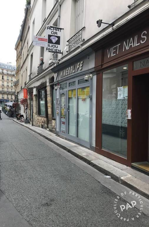 Vente et location Paris 6E 30 m²
