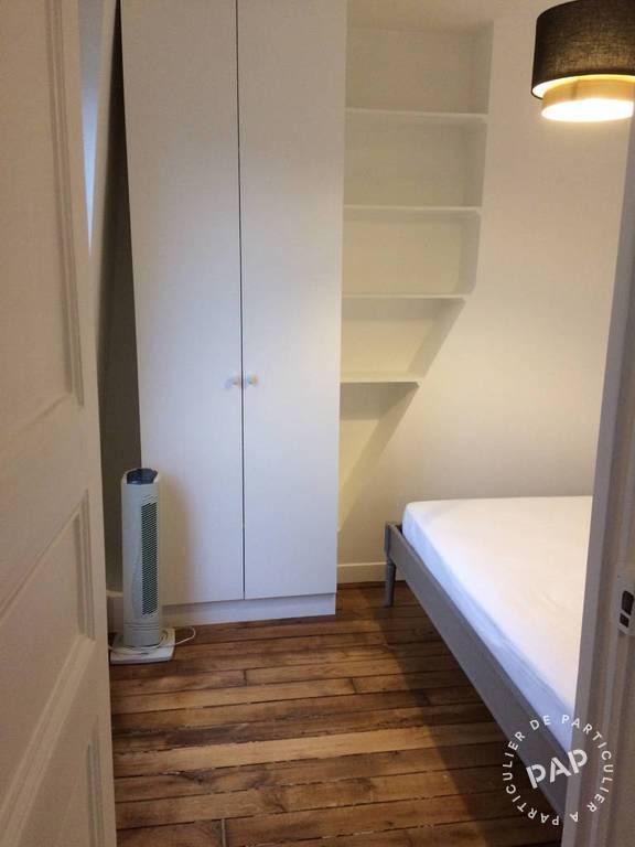 Location Appartement Paris 17E 30m² 1.200€