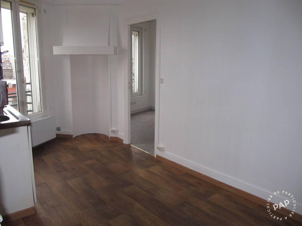 Location appartement 2 pi ces 29 m saint denis 93 29 for Chambre sans fenetre vmc
