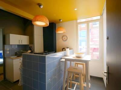 Location meublée appartement 2pièces 38m² Villeurbanne (69100) - 920€