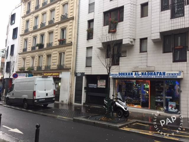 Location garage parking paris 18e 170 de particulier particulier pap - Location garage paris 15 ...