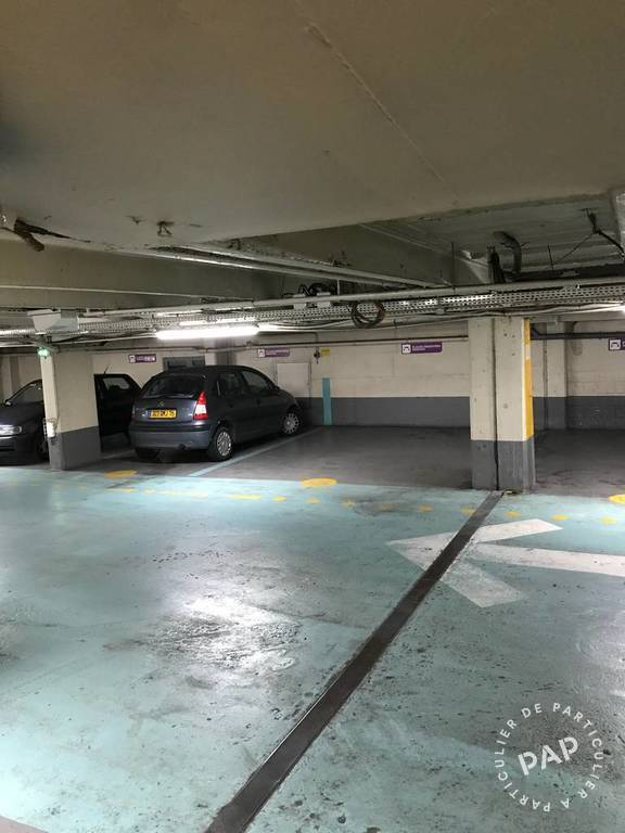 Location garage parking paris 9e 225 de particulier particulier pap - Location garage paris 15 ...