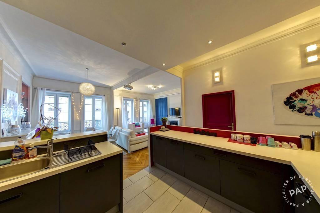 Location meubl e appartement 3 pi ces 100 m lyon 6e 100 - Location studio meuble lyon particulier ...