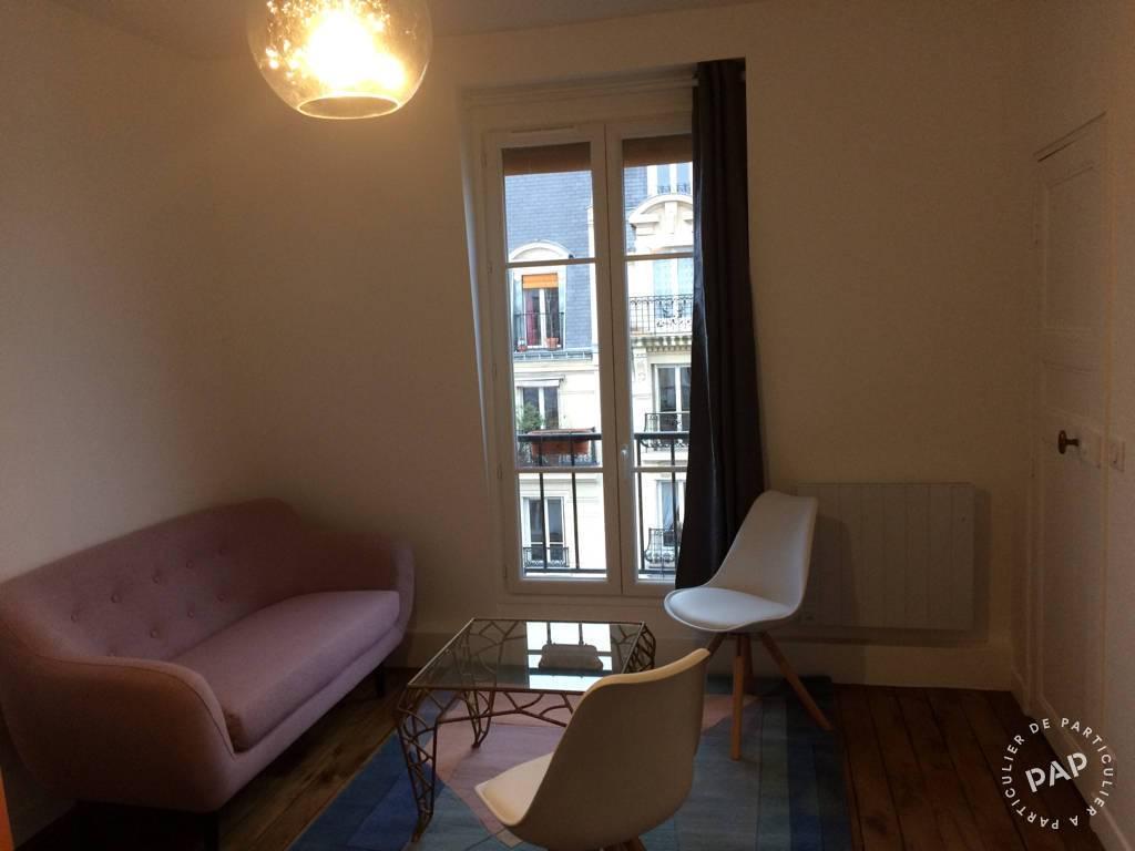 Location immobilier 1.200€ Paris 17E
