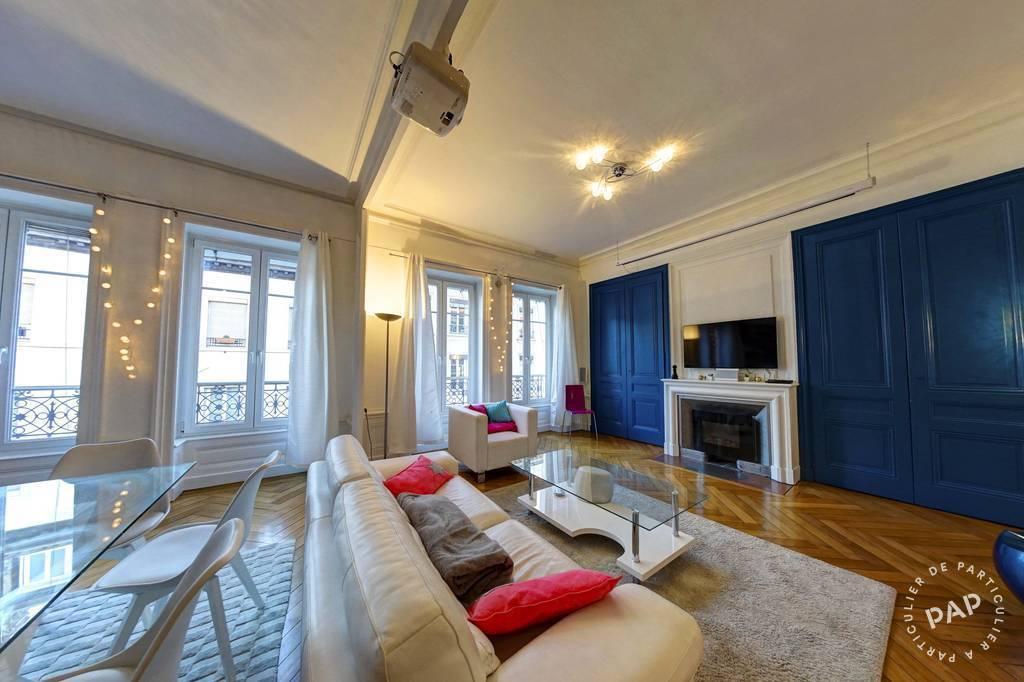 location meubl e appartement 3 pi ces 100 m lyon 6e 100 m de particulier. Black Bedroom Furniture Sets. Home Design Ideas