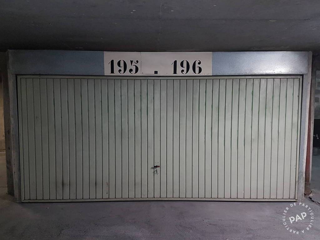 Location garage parking paris 19e 200 de for Location box garage particulier