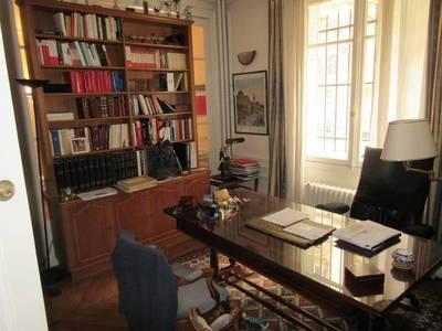 Location bureaux et locaux professionnels 99m² Paris 16E