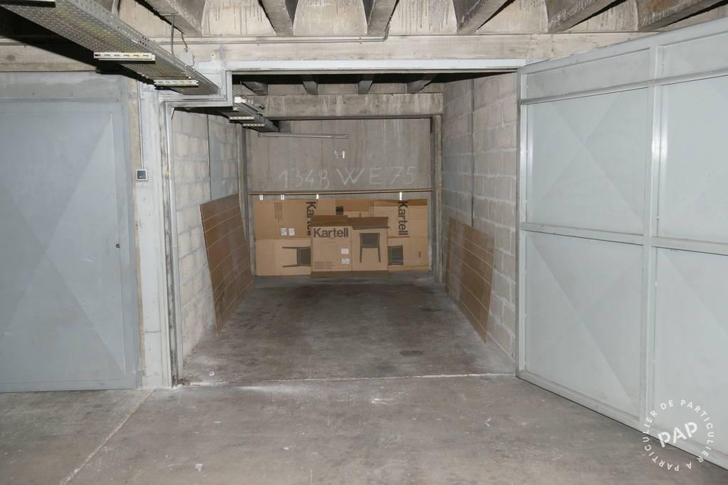 Location garage parking paris 11e 175 e de for Garage paris 11e