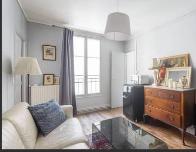 Location meublée appartement 2pièces 30m² Versailles - 1.095€