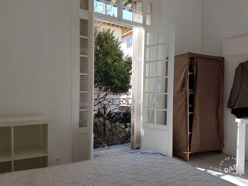 location meubl e studio 25 m nice 06 25 m 500 e de particulier particulier pap. Black Bedroom Furniture Sets. Home Design Ideas
