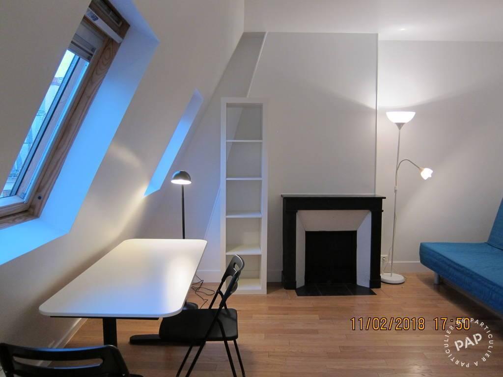 Location meubl e studio 24 m paris 8e 24 m 975 e - Agence specialisee location meublee paris ...