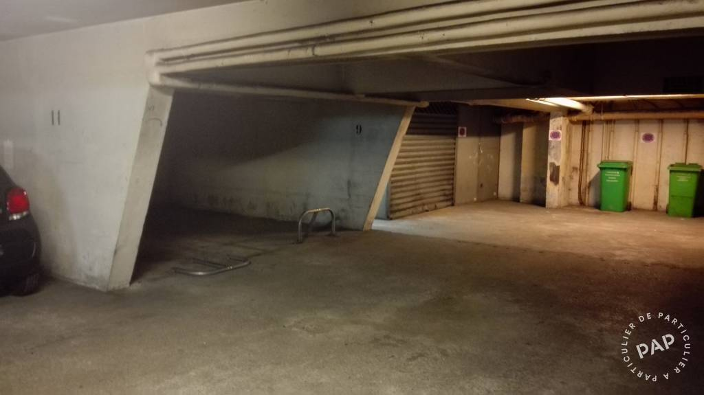 vente garage parking paris 19e de particulier particulier pap. Black Bedroom Furniture Sets. Home Design Ideas