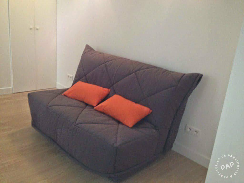 Location meubl e studio 17 m paris 2e 17 m 700 e for Location meuble paris 17 particulier
