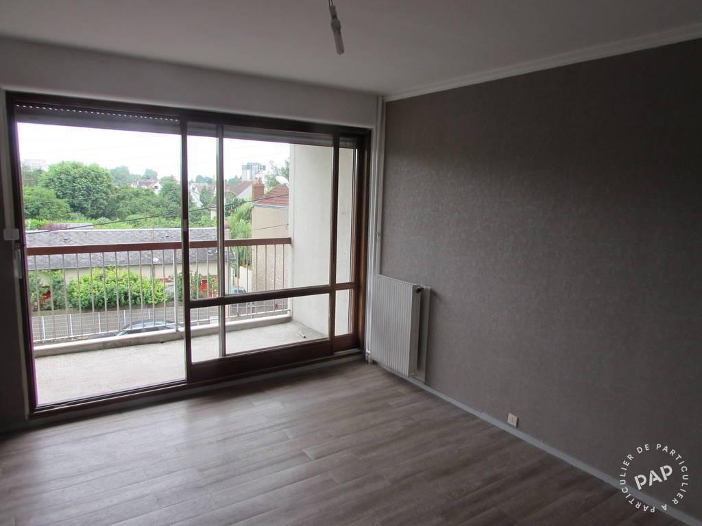 Vente Appartement Orleans (45) 52m² 96.000€