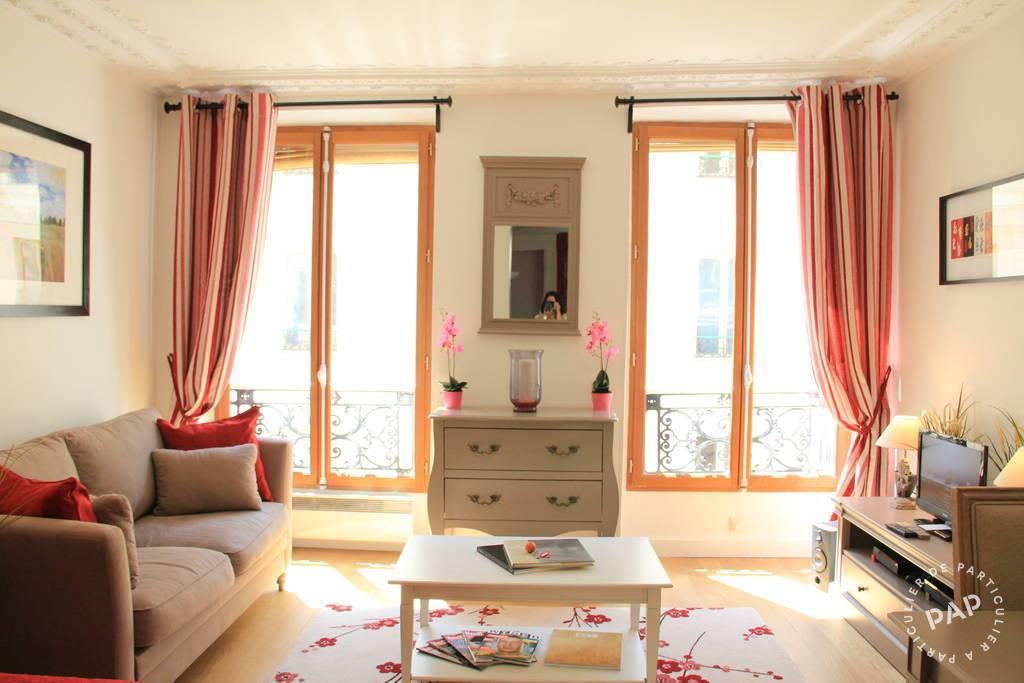 Location Appartement Paris 2E 40m² 1.390€