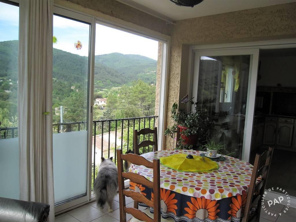 Vente Maison Branoux-Les-Taillades (30110) 158m² 156.000€