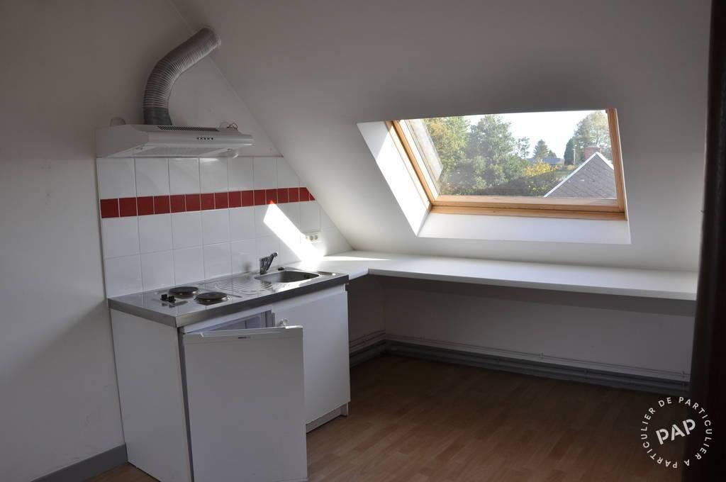 Location Appartement Allouville-Bellefosse (76190) 30m² 390€
