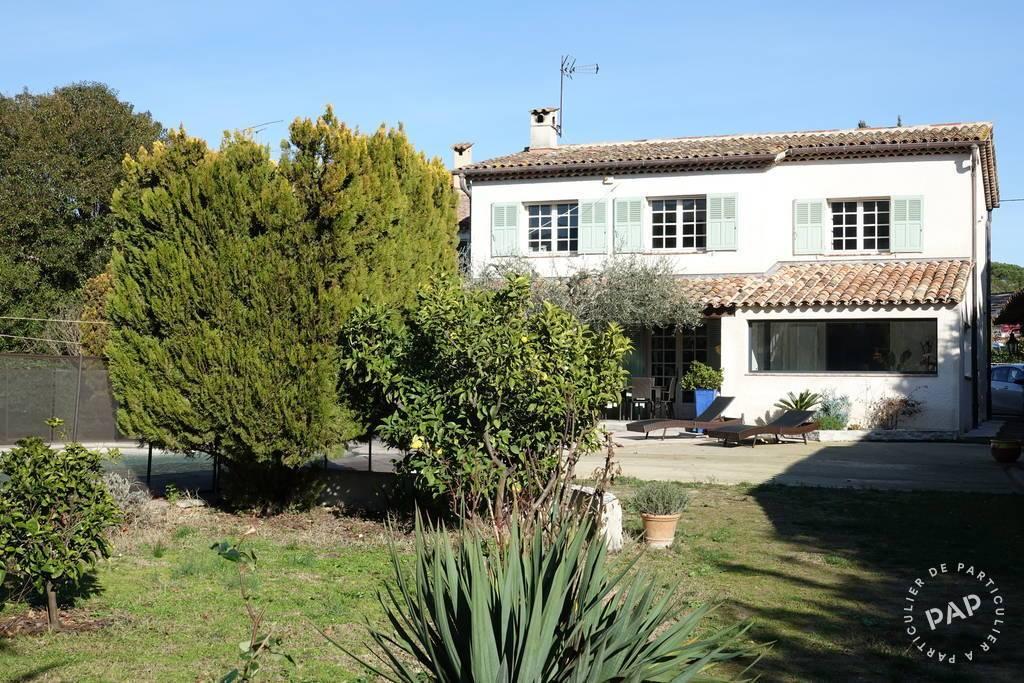 Vente Maison La Roquette-Sur-Siagne (06550) 185m² 649.000€