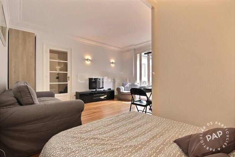 Location meubl e studio 35 m paris 17e 35 m for Location meuble paris 17 particulier